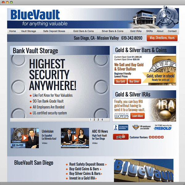 Bluevault Secure
